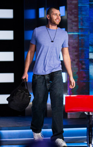 Arlie Shaban is evicted from Big Brother Canada. Photo by Mark ONeill. (CNW Group/Shaw Media)