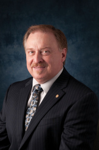 Dr. Arthur T. Worth, President of the Ontario Dental Association for 2012/2013. (CNW Group/Ontario Dental Association)