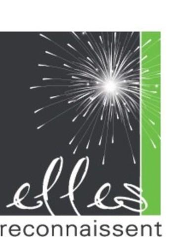 Logo : Prix ELLES RECONNAISSENT (Groupe CNW/Les Elles de la Construction)