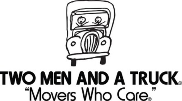 Two Men and A Truck ® - Canada (CNW Group/Two Men and a Truck)