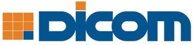 Logo: Dicom (CNW Group/Dicom Transportation Group Canada Inc.)