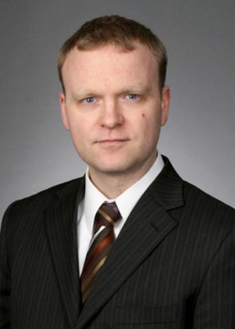 Dr. Paul Johnson is the Competition Bureau's new T.D. McDonald Chair in Industrial Economics (CNW Group/Competition Bureau)