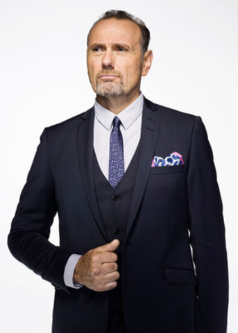 Michael Bonacini, a judge on MasterChef Canada and co-founder of Oliver & Bonacini Restaurants, will sit on the judging panel for The Royal International Invitational Chef Challenge on Sunday, November 9. (CNW Group/Royal Agricultural Winter Fair)