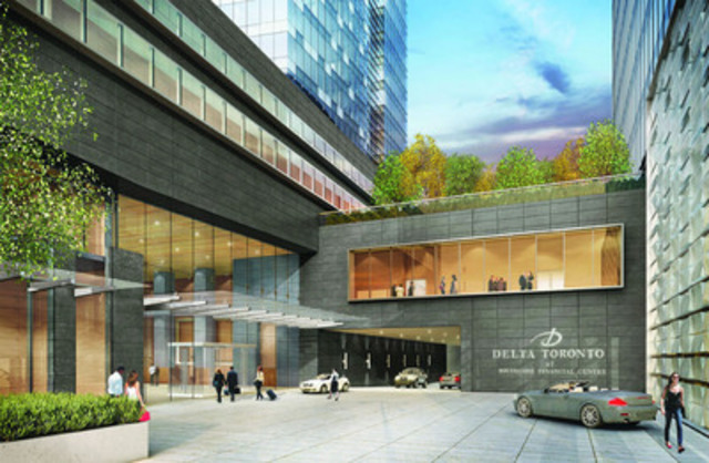 The Delta Toronto is being built to reflect Delta's newly repositioned brand, and will boast the most ...