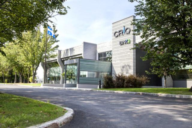 Laboratoire de Québec du CRIQ (Groupe CNW/Centre de recherche industrielle du Québec)