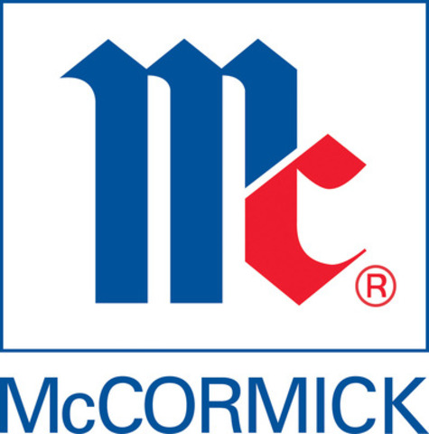 McCormick Canada Logo (CNW Group/McCormick Canada)