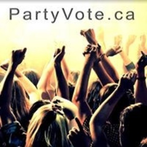 PartyVote.ca (Groupe CNW/PartyVote.ca)