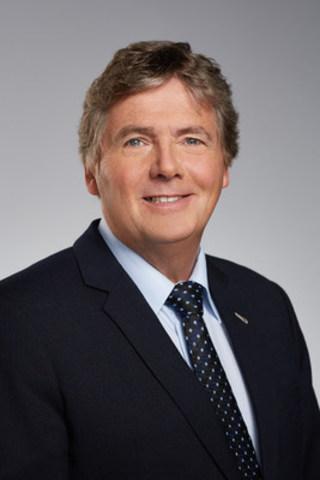 Pierre Rivard Président-directeur général de Groupe St-Hubert (Groupe CNW/Groupe St-Hubert)