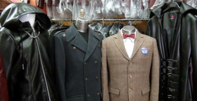 Quelques exemples de vêtements vendus par AbbyShot. (Groupe CNW/AGENCE DE PROMOTION ECONOMIQUE DU CANADA ATLANTIQUE (APECA))