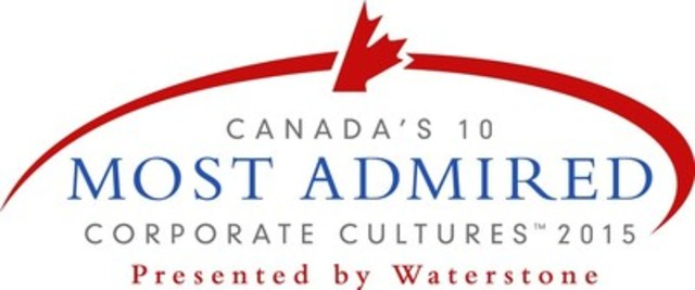 Canada's 10 Most Admired Corporate Cultures (CNW Group/Tangerine)