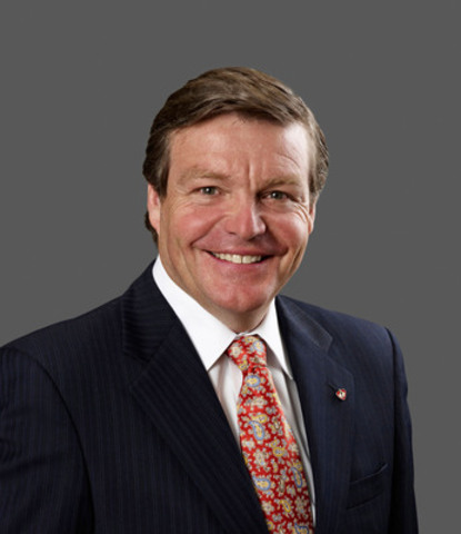 David Schulthorpe, Chef de la direction de la Fondation des maladies du cœur et de l'AVC du Canada (Groupe CNW/Fondation des maladies du cœur et de l'AVC)