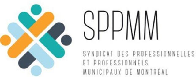 Syndicat des professionnelles et professionnels municipaux de Montréal (Groupe CNW/SYNDICAT DES PROFESSIONNELLES ET PROFESSIONNELS MUNICIPAUX DE MONTREAL)