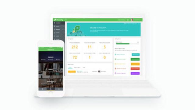 Procurify Screenshot (CNW Group/Procurify Technologies Inc.)