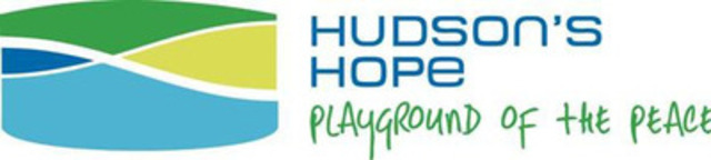 District of Hudson's Hope logo (CNW Group/District of Hudson's Hope)