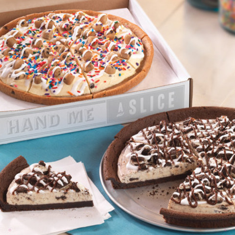 Baskin-Robbins Canada launches Polar Pizza at participating locations across Canada. (CNW Group/Baskin-Robbins Canada)