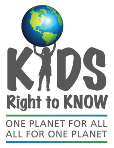 A non-profit organization empowering the youth to take a leadership role pushing for transparency, freedom of choice and informed decisions so that we can live better lives and a better future - whether it be about food, the environment, people, animals or water. (CNW Group/Kids Right To Know)