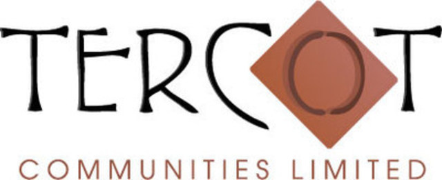 Tercot Communities Limited (CNW Group/Tercot Communities Limited)