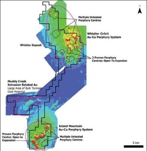 Figure 1: Whistler Project (CNW Group/Brazil Resources Inc.)