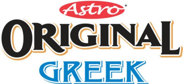 Astro Original Greek Yogourt - Logo (CNW Group/Parmalat Canada)