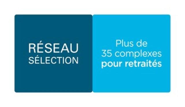 Logo Réseau Sélection (Groupe CNW/Réseau Sélection)