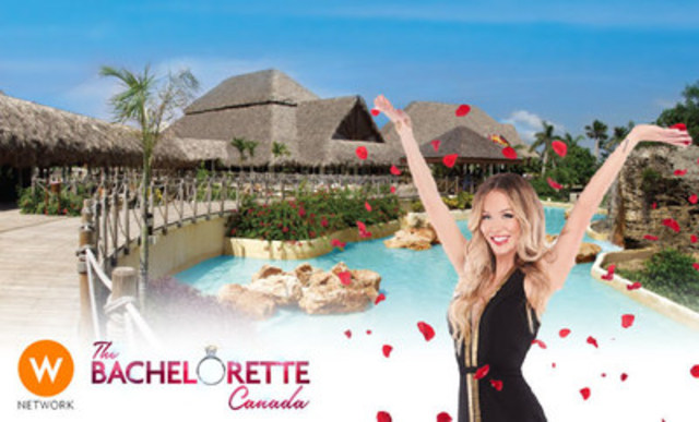 Bachelorette Canada (CNW Group/Sunwing Vacations)