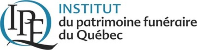 Logo: Institut du patrimoine funéraire du Québec (Groupe CNW/Institut du patrimoine funéraire du Québec)
