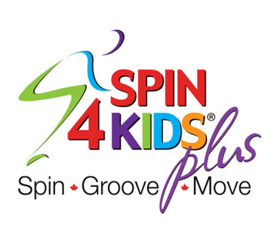 GoodLife Kids Foundation shoots for $1 Million goal at Spin4Kids Plus 2016 (CNW Group/GoodLife Kids Foundation)