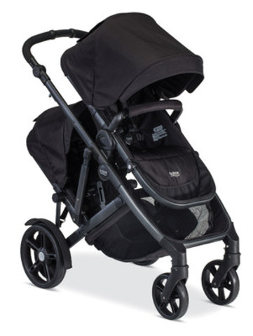 2017 Britax B-Ready Stroller With Second Seat (CNW Group/Britax Child Safety, Inc.)