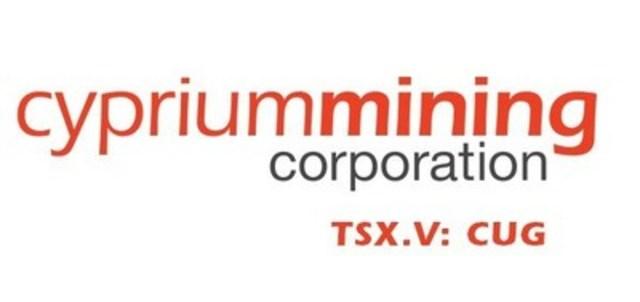 Cyprium Mining Corporation (CNW Group/Cyprium Mining Corp)