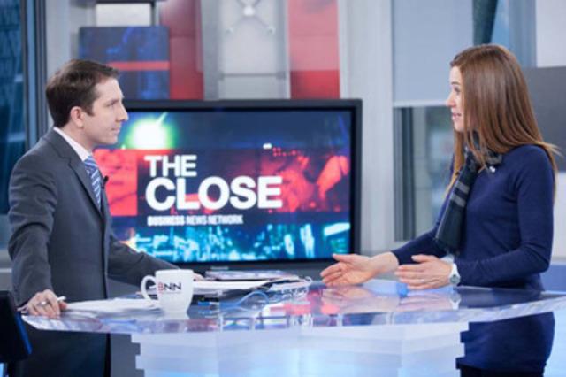 Clara Hughes, Bell Let's Talk national spokesperson.(CNW Group/BELL CANADA)