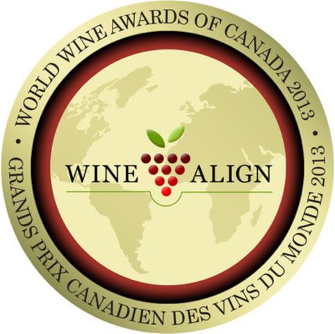 WineAlign World Wine Awards of Canada 2013 (CNW Group/WineAlign)