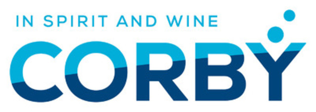 New brand identity for Corby Spirit and Wine. (CNW Group/Corby Spirit and Wine Limited)