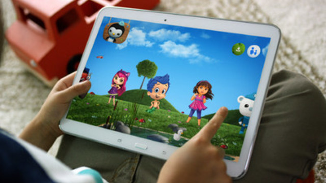 Corus Entertainment Unveils First in a Suite of New Kids Apps with the Launch of TreehouseGO (CNW Group/Corus Entertainment Inc.)