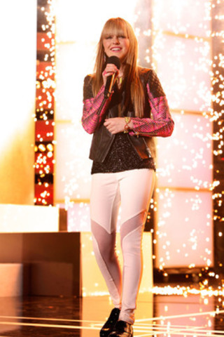 14-year-old Brooklyn from Chatham, Ontario, winner of YTV's The Next Star Season 5. (CNW Group/YTV Canada Inc.)