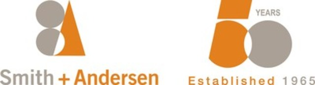Smith + Andersen (CNW Group/Smith + Andersen)