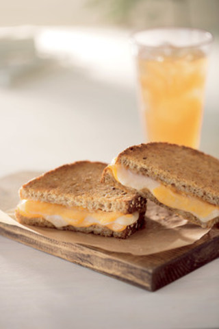 Old-Fashioned Grilled Cheese (CNW Group/Starbucks Coffee Canada)
