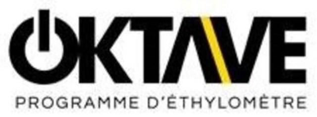 Logo : OKTAVE (CNW Group/VitroPlus)