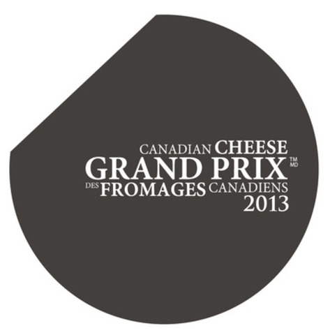 2013 Canadian Cheese Grand Prix logo (CNW Group/Dairy Farmers of Canada (Marketing))