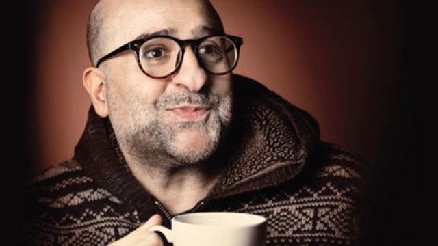 Global comic sensation, Omid Djalili, makes his Toronto stand-up debut September 24th as a specially added JFL42 show. (CNW Group/SwissVBS)