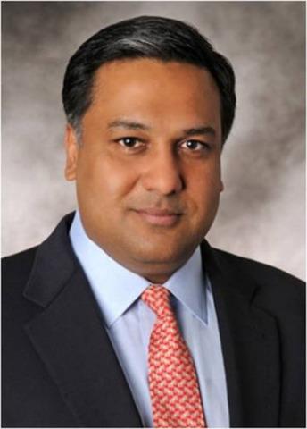 Manish Gupta, vice-président à la direction et chef, Services du réseau mondial American Express - Amériques (Groupe CNW/Banque Scotia - Produits et Services)