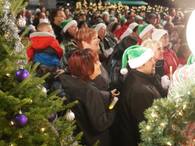 Sobeys recrée l'annonce emblématique de Star of Christmas pour 2016 et reçoit des critiques élogieuses (Groupe CNW/Sobeys Inc.)