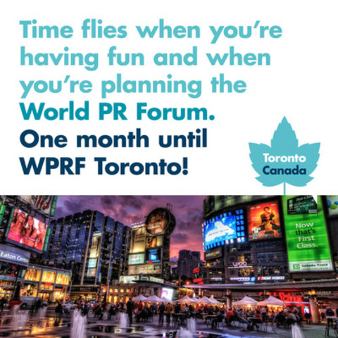 WPRF - Social Media Image (CNW Group/Canadian Public Relations Society)