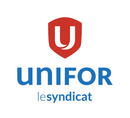 Un nouveau syndicat fort et dynamique pour les travailleuses et travailleurs canadiens (Groupe CNW/syndicat des TCA)