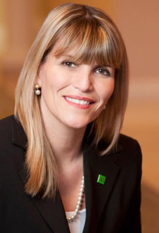 Sylvie Demers prend la direction de TD Canada Trust au Québec (Groupe CNW/Groupe Banque TD)