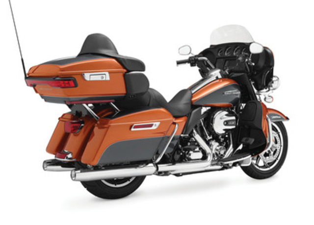 Motocyclette Electra Glide® Ultra Classic® Low (Groupe CNW/Deeley Harley-Davidson Canada)