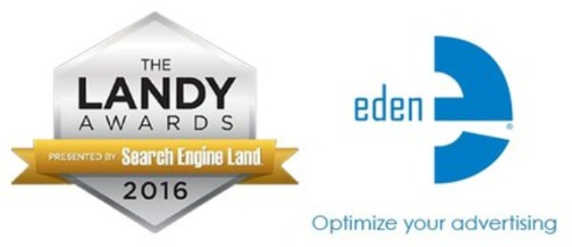 The Second Annual Search Industry Competition Honors Best-in-Class SEO & SEM Efforts by Digital Marketing Agencies, Corporate Teams, and Individuals Around the World. (CNW Group/Eden Advertising & Interactive Inc.)