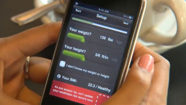 B-Roll: The Heart and Stroke Foundation's new free mobile app is guiding Canadians to make important lifestyle changes in 30 days or less. The <30 Days Mobile App helps users break bad habits and add healthy years to their lives.