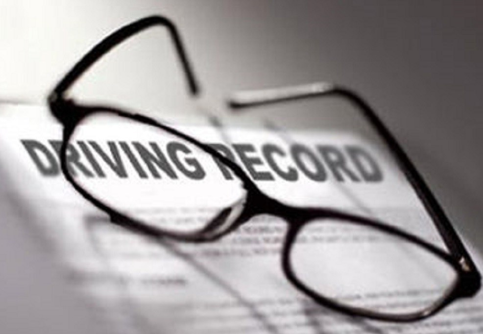Driving Record