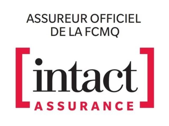 Logo : Intact Assurance (Groupe CNW/Fédération des clubs de motoneigistes du Québec)