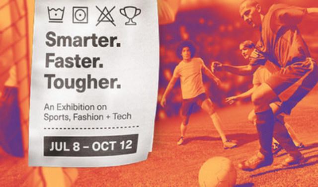 Smarter Faster Tougher Promo Image (CNW Group/Design Exchange)